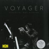 Front View : Max Richter - VOYAGER - ESSENTIAL MAX RICHTER (LTD 4LP BOX) - Deutsche Grammophon / 4837719