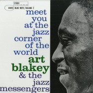 Front View : Art Blakey - MEET YOU AT THE JAZZ CORNER OF THE WORLD VOL. 2 (LP) - Blue Note / 0807387