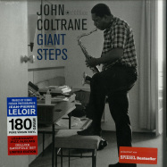 Front View : John Coltrane - GIANT STEPS (180G LP) - Jazz Images / 1083076EL1