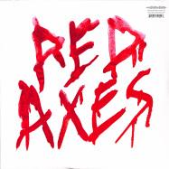 Front View : Red Axes - RED AXES (LP) - Dark Entries / DE275