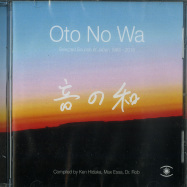 Front View : Various Artists - OTO NO WA - SELECTED SOUNDS OF JAPAN 1988-2018 (CD) - Music For Dreams  / ZZZCD150