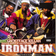 Front View : Ghostface Killah - IRONMAN (180G 2LP) - Music on Vinyl / MOVLP1451 / 8363880