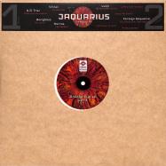 Front View : Jaquarius & more - ORANGE EYE LP PART 1 (WHITE VINYL) - Zodiak Commune Records / ZC021-1