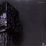 Front View : Bichord - CONTINUUM (CLEAR VIOLET VINYL) - Eclectic Limited / ECLLTD016