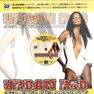 Front View : Various Artists - URBAN R&B VOL. 2 - Urban URNB02