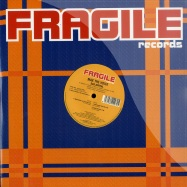 Front View : Max The Voice - SAX APPEAL - Fragile / frg095