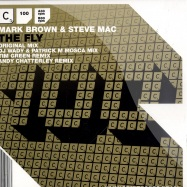 Front View : Mark Brown & Steve Mac - THE FLY - CR2 Records / 12C2100