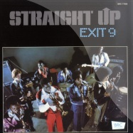 Front View : Exit 9 - STRAIGHT UP - Brunswick Record / bcr77006