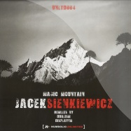 Front View : Jacek Sienkiewicz - MAGIC MOUNTAIN (DUALISM / DISPLAYFM RMXS) - Numbolic Unlimited / unltd004