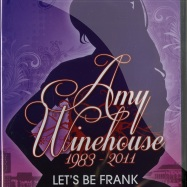 Front View : Amy Winehouse - LETS BE FRANK 1983 - 2011 (DVD) - RGSCTD0010