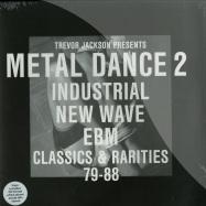 Front View : Various Artists compiled By Trevor Jackson - METAL DANCE 2 (2 LP) - Strut Records / STRUT107LP / 05105711