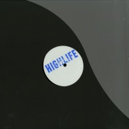 Front View : Mehmet Asian / Red Axes - HIGHLIFE VOL. 4 (HAND STAMPED) - HIGHLIFE / HGHLF04