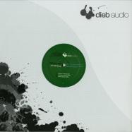 Front View : Nikola Gala - OFF WHITE EP - Diebaudio / da027
