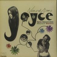 Front View : Joyce feat. Nana Vasconcelos And Mauricio Maestro - VISIONS OF DAWN (PARIS 1976 PROJECT) (LP, 180 G VINYL)(REPRESS) - Far Out Recordings / FARO138LP