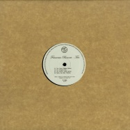 Front View : Francesco Bonora - TAU EP (VINCE WATSON / FRANCO CINELLI RMXS) - Abstract Theory / ABTV004
