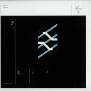 Front View : Shcaa - CATHARSIS (140 G VINYL) - Grow Vinyl / Grow007