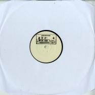 Front View : Dona - POINTS 5 (EDUARDO DE LA CALLE REMIX) - Points Records / Points005