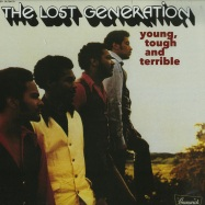 Front View : The Lost Generation - YOUNG, TOUGH AND TERRIBLE (LP) - Brunswick / BL754178