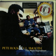 Front View : Pete Rock & C.L. Smooth - THE MAIN INGREDIENT (180G 2X12 LP) - Music On Vinyl / movlp1634