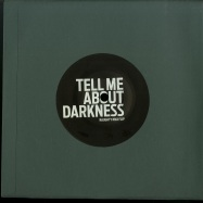 Front View : Naughty NMX - DENNIS GETTIN PAID / TELL ME ABOUT DARKNESS (7 INCH) - Rub002