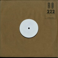 Front View : Kassem Mosse / Black Point - SPLIT VOL.2 - Out To Lunch 222 (20222)