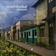 Front View : Mambotur - ELEMENTAL REMIXES PART 2 BY CAB DRIVERS, LUC RINGEISEN, DAP - Cosmo Records / Cosmo013