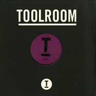 Front View : Format:B - THE SCOOP EP - Toolroom / TOOL60901V