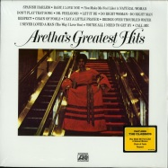 Front View : Aretha Franklin - ARETHAS GREATEST HITS (LP) - Rhino / 81227943516