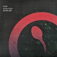 Front View : Mathias Kaden - NOVA EP - Ovum / OVM292FC