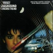 Front View : Detto Mariano - FIRENZE! LASSASSINO E ANCORA TRA NOI O.S.T. (BLUE 2X12 LP) - Stella Edizioni Musicali / SEM 85021 / 666.021