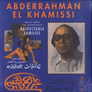 Front View : Abderrahman El Khamissi - MUSIC FROM THE SOUNDTRACK RESPECTABLE FAMILIES (10 INCH+MP3) - RADIO MARTIKO / RMEP001
