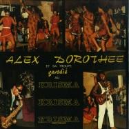 Front View : Alex Dorothee Et Sa Troupe Gavodie - AU KRISMA DISCOTHEQUE LP - Harmonie Exotic / HE001