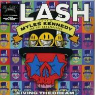 Front View : Slash - LIVING THE DREAM (180G 2X12 LP) - Snakepit Records / 8709556
