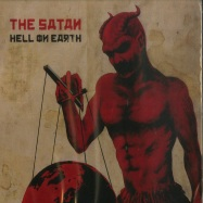 Front View : The Satan - HELL ON EARTH (CD) - PRSPCT / PRSPCTLP014CD