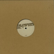 Front View : Various Artists - THE UNKNOW CITIES OF GOLD VOL.1 - Eklo / EKLO040.1