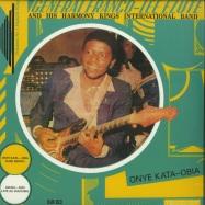 Front View : Franco Lee Ezute - ONYE KATA OBIA (LP) - Bongo Joe Records / BJR 023