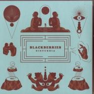 Front View : Blackberries - DISTURBIA (LP + MP3) - Unique Records / UNIQ230-1