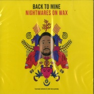 Front View : Nightmares On Wax Presents... - BACK TO MINE (CD) - Back To Mine / BTMCD001