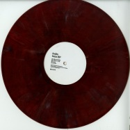 Front View : Indio - INCA EP (RED MARBLED VINYL) - Delsin / DSR/X17