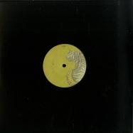 Front View : Petar Cvetkovic - KOLIBRI (INCL MARKO NASTIC RMX) - Brosh Records / BRSH003