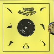 Front View : Christopher Rau, Autre, Two Thou - PARTICIA JAM MITTE - Gifted Culture / GFTDCVLTR003