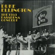 Front View : Duke Ellington - THE 1953 PASADENA CONCERT (LP) - Zyx Music / BHM 1088-1