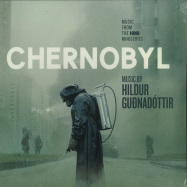 Front View : Hildur Gudnadottir - CHERNOBYL O.S.T. (LP) - Deutsche Grammophon / 4837225