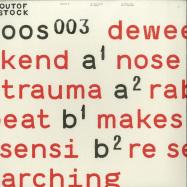 Front View : deweekend - deweekend EP - OutOfStock / OOS03