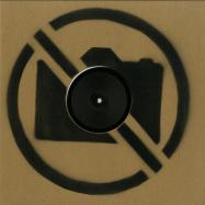 Front View : Baz Reznik - NO CAMERAS ALLOWED - Dyfr Records / DYFR008