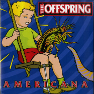 Front View : The Offspring - AMERICANA (LP) - Universal / 7795139