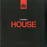 Front View : Various Artists - ORIGINS OF HOUSE (2LP) - Ministry Of Sound / MOSLP542