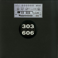Front View : Unknown Artists - 303 606 EP (CLEAR VINYL) - Planet Rhythm / 303606