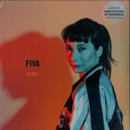 Front View : Fiva - NINA (LTD GREEN 2LP + MP3) - Kopfhoerer Recordings / KHR017LP