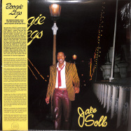 Front View : Jake Sollo - BOOGIE LEGS (180G LP) - Tidal Waves Music / TWM048LP / 00140436